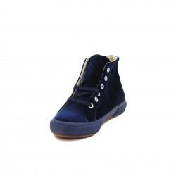 Superga sneakers mid blue