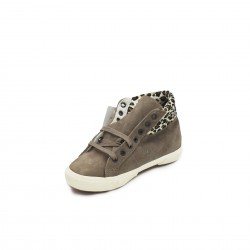 Superga sneakers mid grey mineral