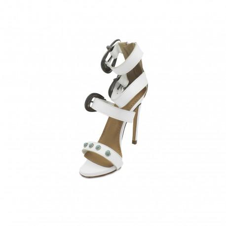 MARC bianco ELLIS sandalo alto bianco MARC Shoosing 6a9051