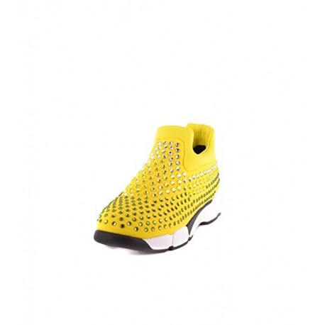 PINKO Slip On Yellow