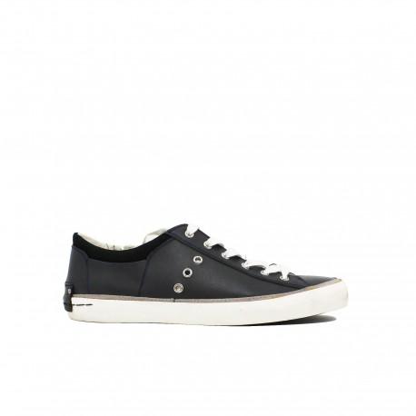 Sneakers Vitello Cerniera Lateralen(11013)