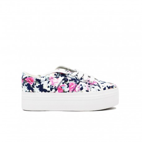 JC PLAY Sneakers Zomg Floral Blue