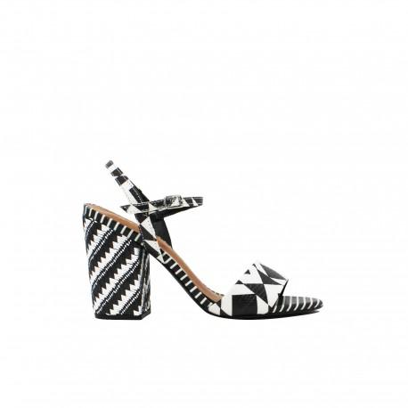 IL LACCIO Sandali Black&White