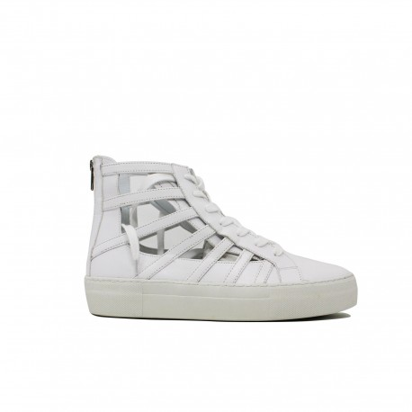 CULT Sneakers Love Mid White