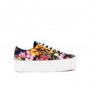 Sneakers Canvas Fiori (Zong)