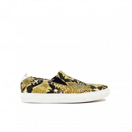YU Sneakers Fiore Giallo