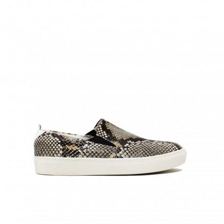 YU Sneakers Pitone Dark