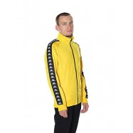 KAPPA felpa ANNISTON 222 BANDA yellow-/black
